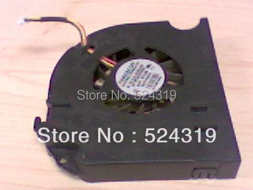 Fan Cooling Free Shipping For Dell D531 D820 D830 M65 Np865 Laptop Fan Dfb551305mc0t