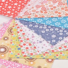Origami Paper Decorative-Craft Scrapbooking Handmade Floral Folded 20-Sheets Cp2045 15cm