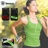 Baseus Sport Arm Band Case For IPhone 6 6S Gym Waterproof Pouch For Samsung Galaxy S8