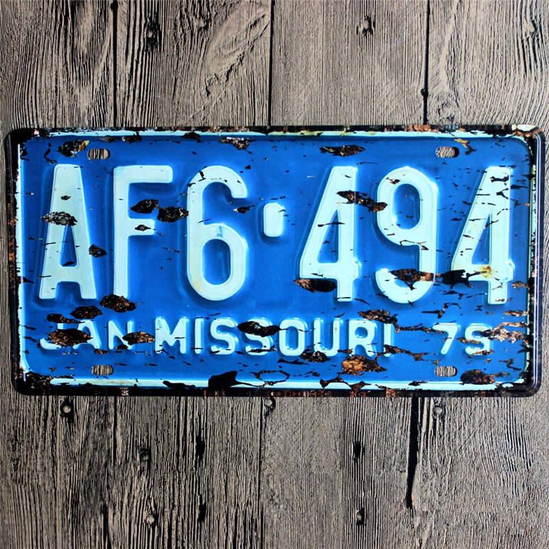 15 * 30 CM Америка Құрама Штаттары - Үйдің декоры - фото 2