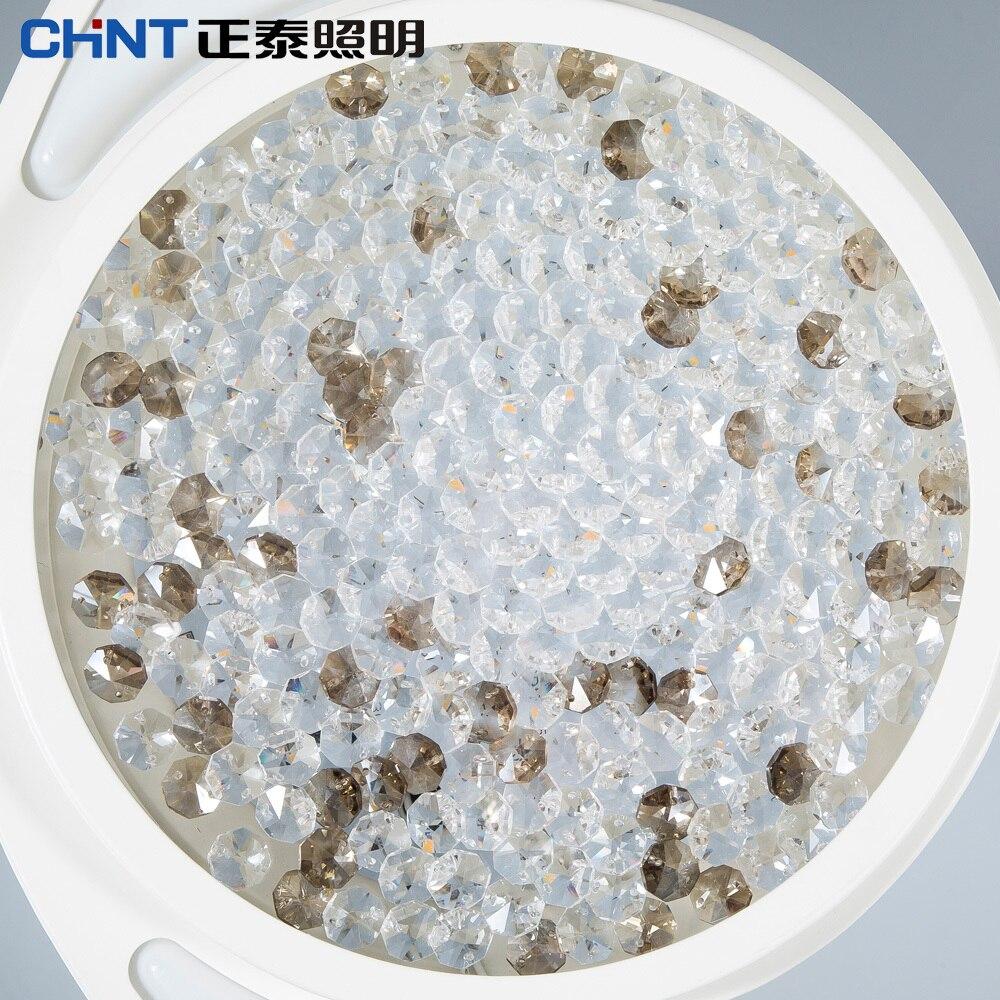 Chint beleuchtung Sonne und Mond kristall decke wohnzimmer lampe ...