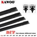 KAWOO 1 шт.. резиновая вставка для автомобиля (заправка) 8 мм/6 мм мягкий 14