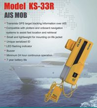 ONWA KS-33R AIS-MOB Personal locator leuchtfeuer tracker Smartfind AIS MOB