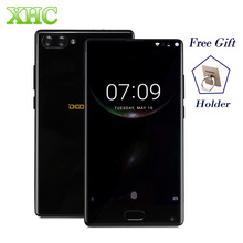 5.5 inch DOOGEE MIX Smartphones 6GB 64GB Android 7.0 Octa Core 1280 x 720 16MP Fingerprint Mobile Phone OTA GPS Dual SIM LTE 4G