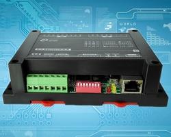 Ethernet Module 16 Way DI Industrial Acquisition Control Module ModbusRTU TCP UDP Protocol IO Unit