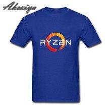 2019 фирменная одежда для мужчин amd ryzen футболка новый Программист-фанат футболки игровой camiseta компьютер дзен периферийные хлопковые белые футболки