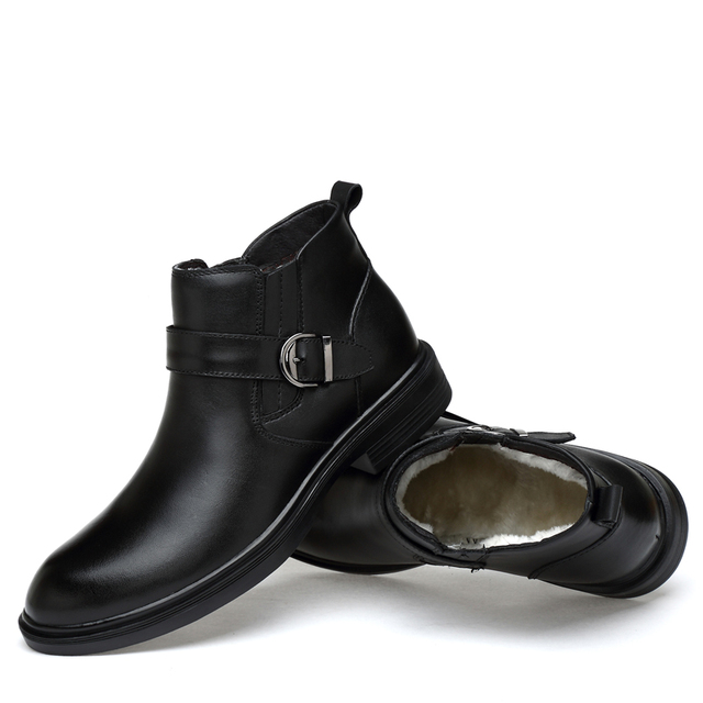 Leather Boots for Men 5