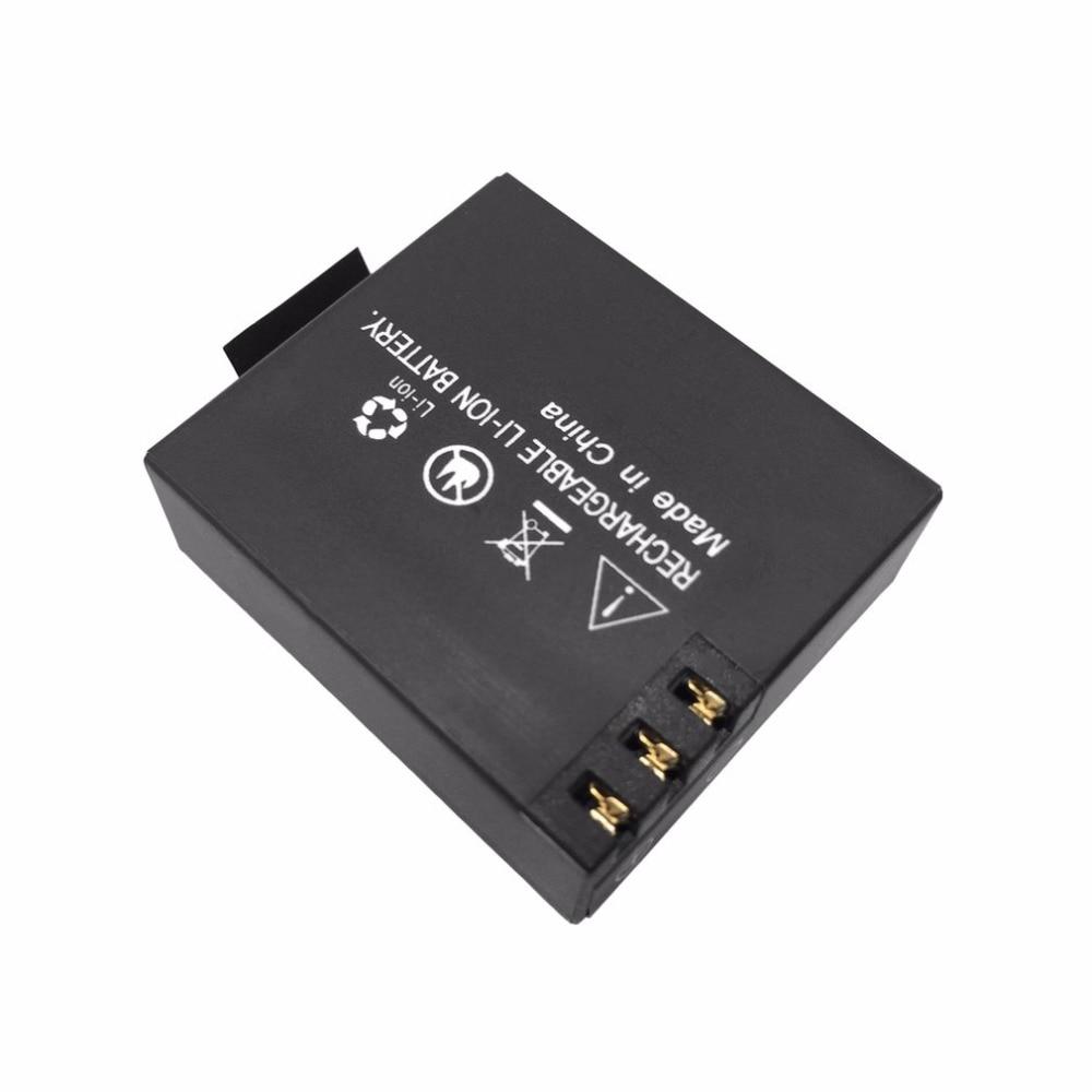 PG1050 Battery 1050mah Rechargeable li-ion Spare Battery for Eken H9 H9R H3 H3R H8R H8 for Sjcam SJ4000 SJ5000 Sport Camera 4pcs sj4000 pg1050 battery bateria led 3slots usb charger for sjcam sj4000 sj5000 eken m10 4k h8 h9 git lb101 git pg900
