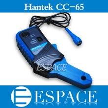 2 stks/partij CC65 Hantek CC-65 AC/DC Stroomtang Meter Multimeter met BNC Connector van factory direct gratis verzending