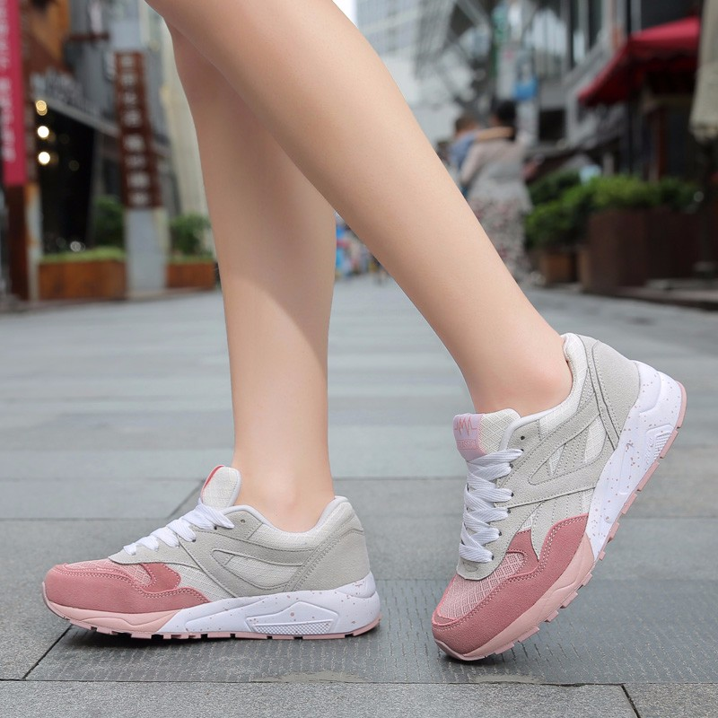 Autumn Running shoes for women sneakers Athletic walking shoes breathable outdoor sport shoes woman zapatillas deportivas mujer 23