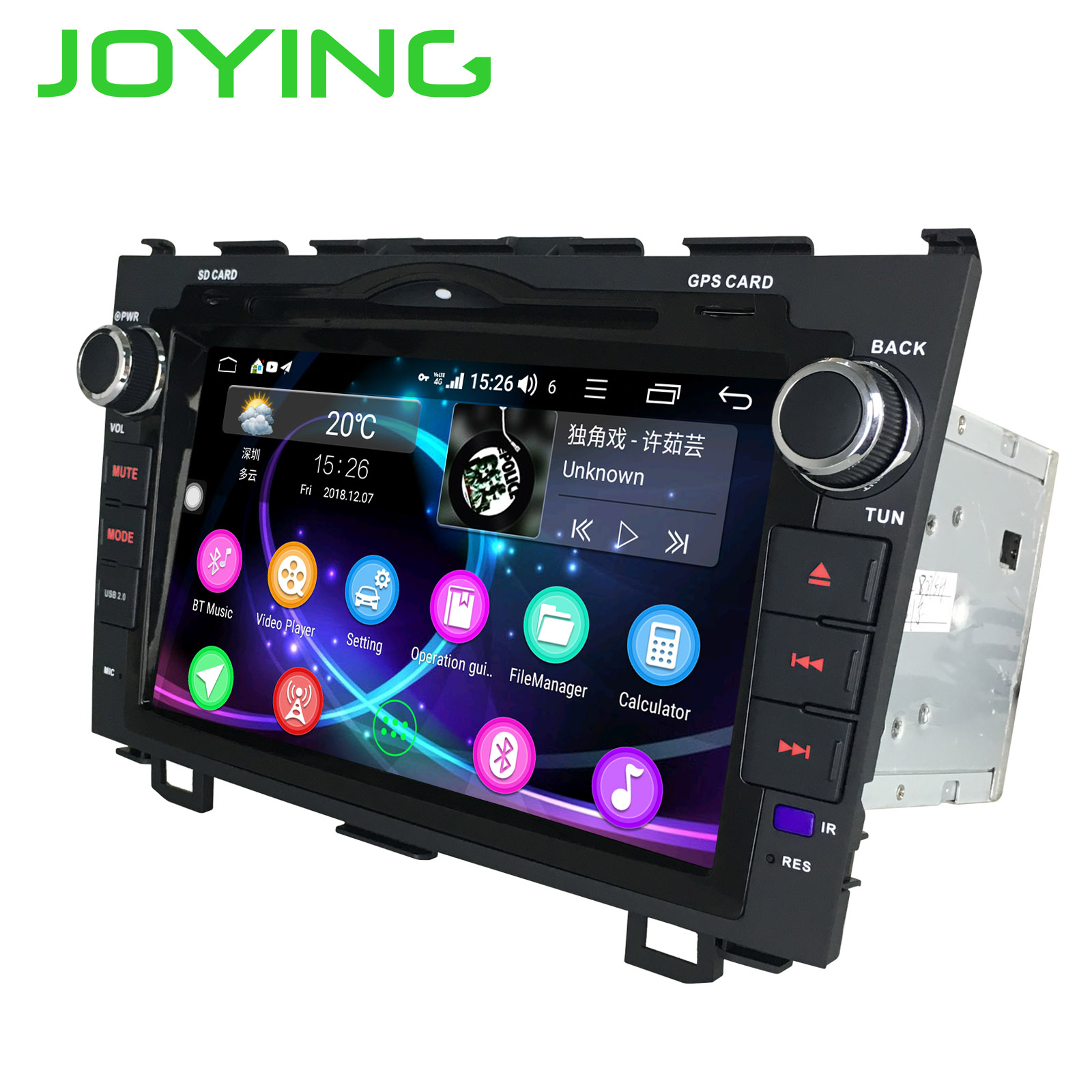 LCD radio Android latest