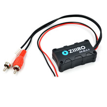 12V Aux Bluetooth 5.0 Car Adapter Module Music Receiver kit with 2 RCA input Audio for Speaker