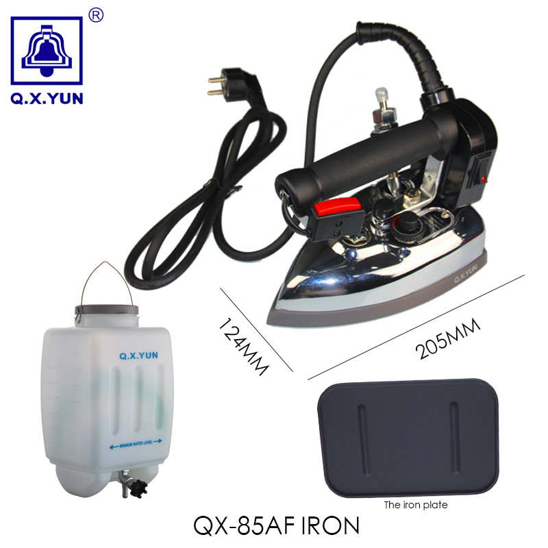 Iron  Brand Bottle Of Hot Steam Iron Ironing Equipment Bottle Iron QX-85AF
