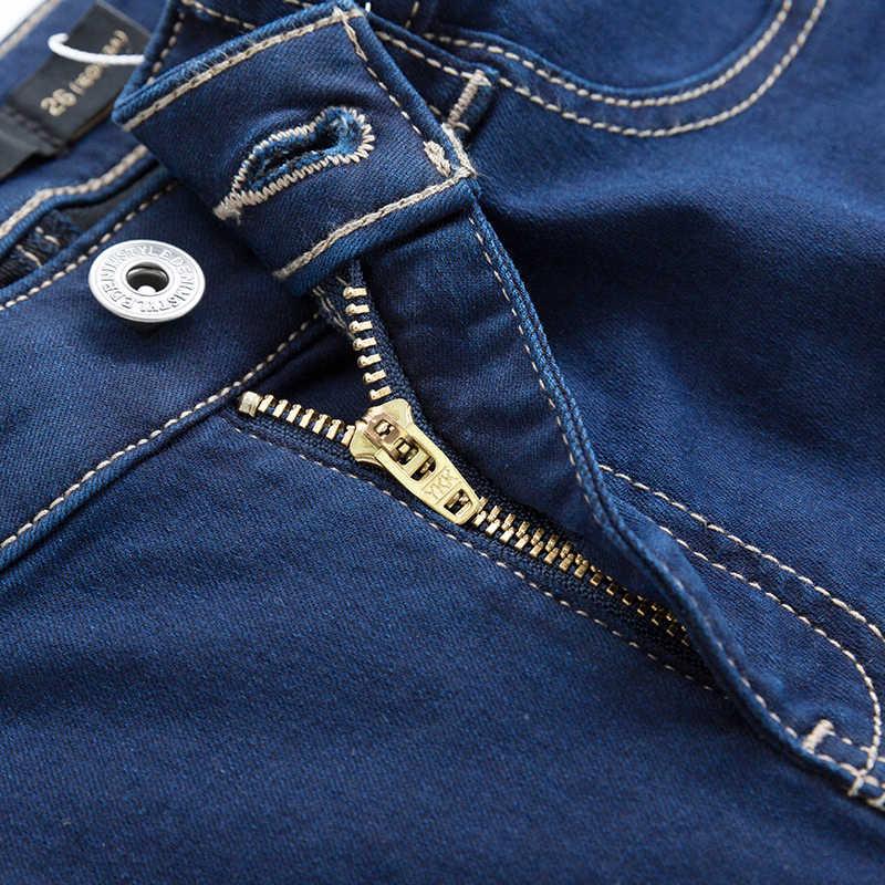 SEMIR nuovi Jeans per le donne 2019 Annata Sottile Della Matita di Stile Jean Denim di Alta Qualità Pantaloni Per 4 Stagione pantaloni adolescente di modo