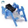 6 Ноги Робота Набор 6-футовый Робот Модель Аксессуары DIY Комплекты Образовательные Электронные Педагогической Практики