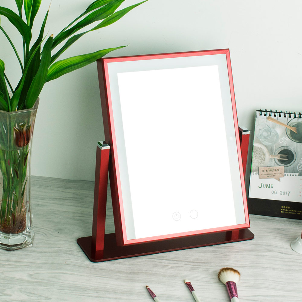 BEAUTMEI led Makeup Mirror Lights with Touch Screen and Dimming Light Professional Vanity miroir beautmei hollywood led touch screen