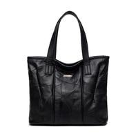 Hot Fashion Women Bag Designer Handbags High Quality Sheepskin Genuine Leather Female Tote Shoulder Bag