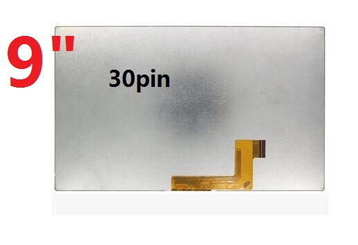 New 9 inch 30p LCD flat screen with for SL009DI27B521 AL0276A LCD module kit Free shipping free shipping original 9 inch lcd screen cable numbers kr090lb3s 1030300647 40pin