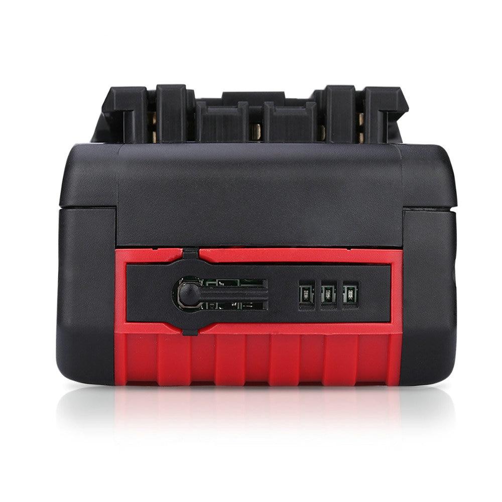 Top Qaulity 4000 mah 18 v Li-Ion Batteria Per Bosch Trapano BAT609 BAT618 Strumento di Potere Batterie Ricaricabili