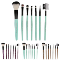 Hot Selling 7pcs Makeup Brush Sets Cosmetic Brushes Eyeshadow Eye Shadow Foundation Blending Brush Pincel Maquiagem Eye Shadow Applicator
