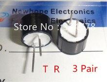 EU10PIF200H07T/R 10mm 200 kHz không thấm nước cảm biến siêu âm thu phát khác nhau, tần số đầu dò 200 kHz