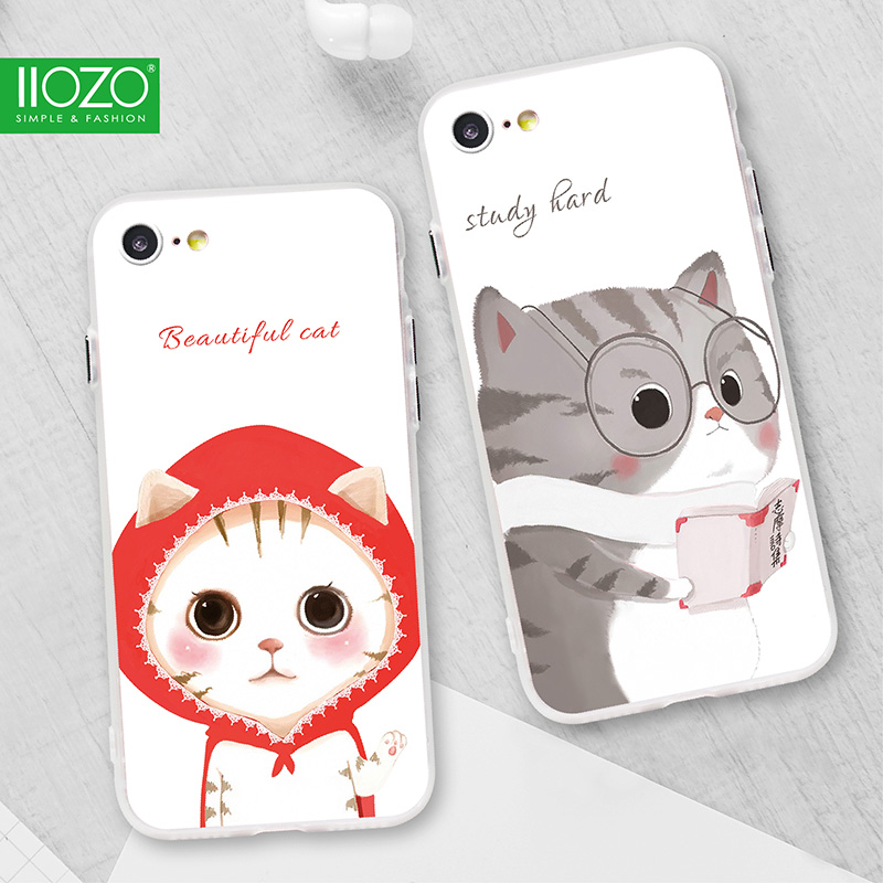 cat iphone 7 phone cases