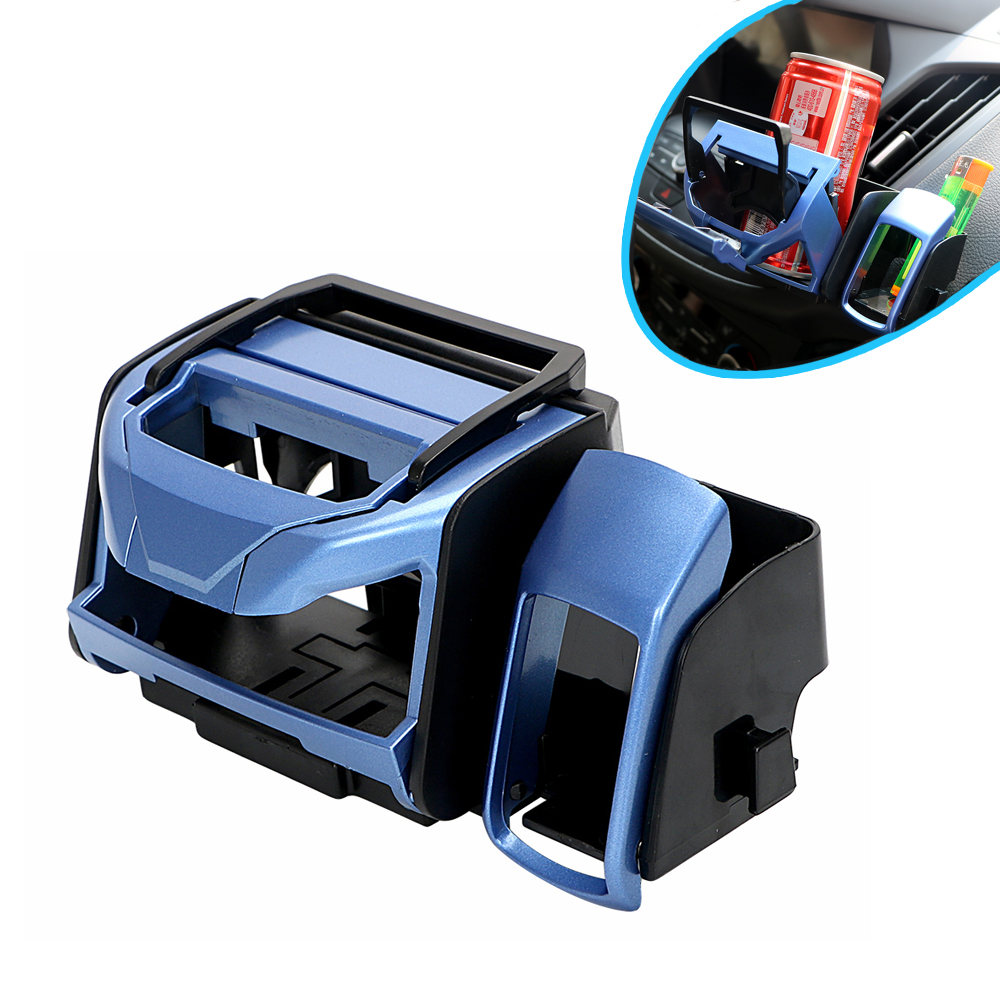 Car Styling Car Air Vent Cup Holder Auto Drink Holder Oututlet Water Cup Stand for Cigarette Car Accessories Stowing Tidying
