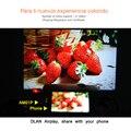 СВЕТОДИОДНЫЙ Проектор Android 4.4 tv box Full HD WI-FI Bluetooth 3.0 Поддержка Miracast DLAN Airplay EZCast Многоязычный Проектор
