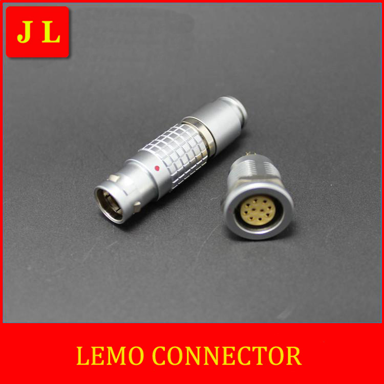 LEMO  FGG.2B.310.CLAD,EGG(&ECG).2B.310.CLL.High quality LEMO connector, plug more smoothly, convenient connector, free shipping,