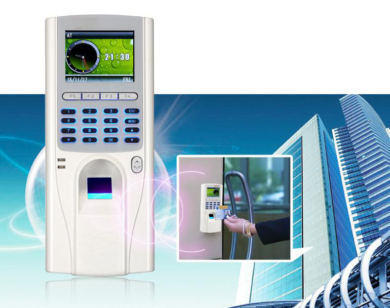 Good quality cheap fingerprint recognition access control and time attendance terminal TCP/IP standalone access control reader good quality waterproof fingerprint reader standalone tcp ip fingerprint access control system smat biometric door lock