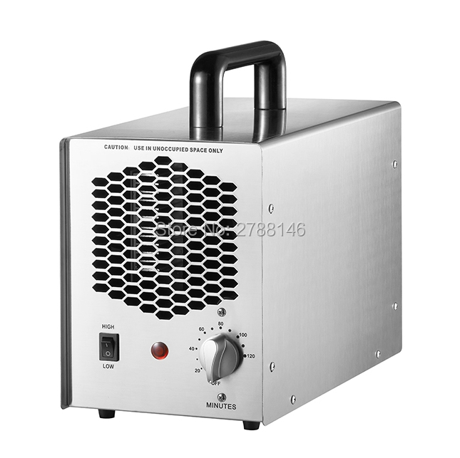 HIHAP 14G avondeten ozon generatoren (hoge concentratie ozonoutput)