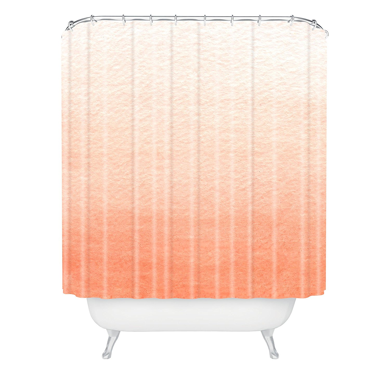 Popular Peach Shower Curtains Buy Cheap Peach Shower Curtains Lots