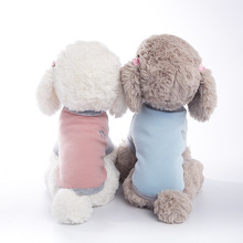 New Dog Clothes Classic Pet Dog Hoodies Clothes For Small Dog Autumn Coat Jacket for Yorkie Chihuahua Teddy Puppy Clothing