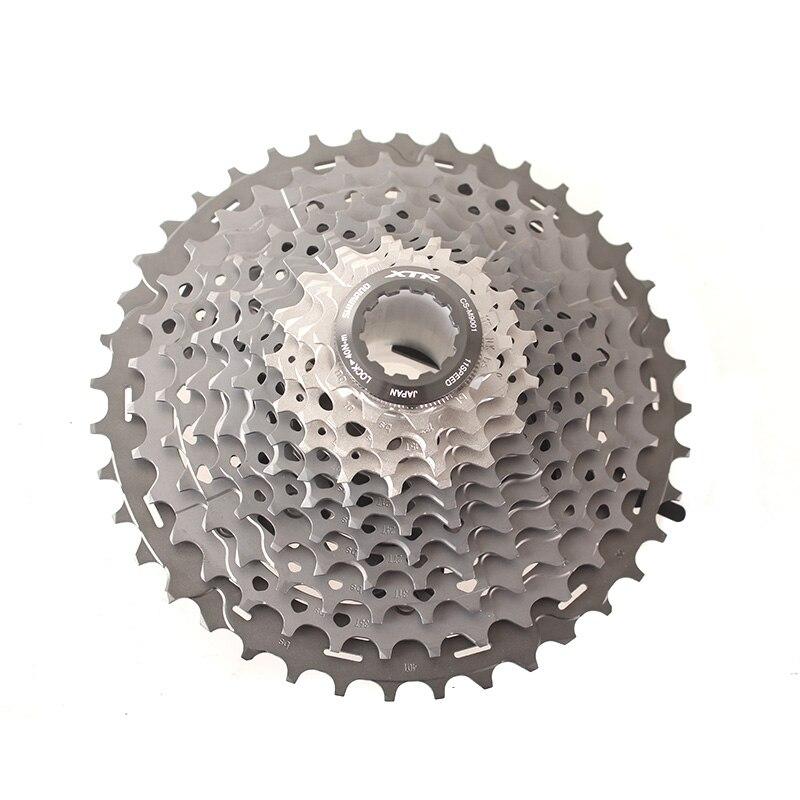 все цены на  SHIMANO XTR CS M9000 11-40T Cassette MTB Freewheel Carbon+Steel material  онлайн