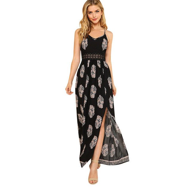 fcbac86d85 Free Ostrich Womens Feather Long Boho Dress Lady Beach Summer Sundrss Party  Dress Fantastic Dresses Fabulous Vestidos D2035