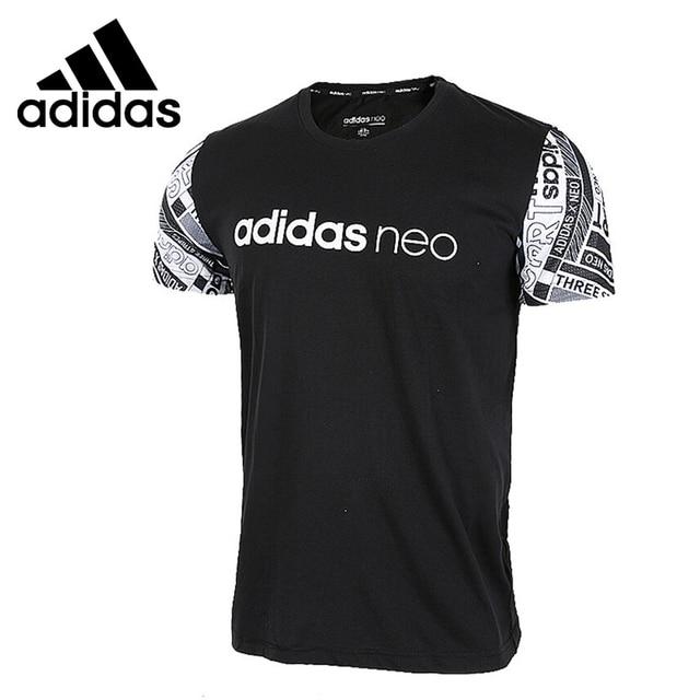 Original New Arrival 2017 Adidas NEO Label M BST LOGO T Men's T-shirts short