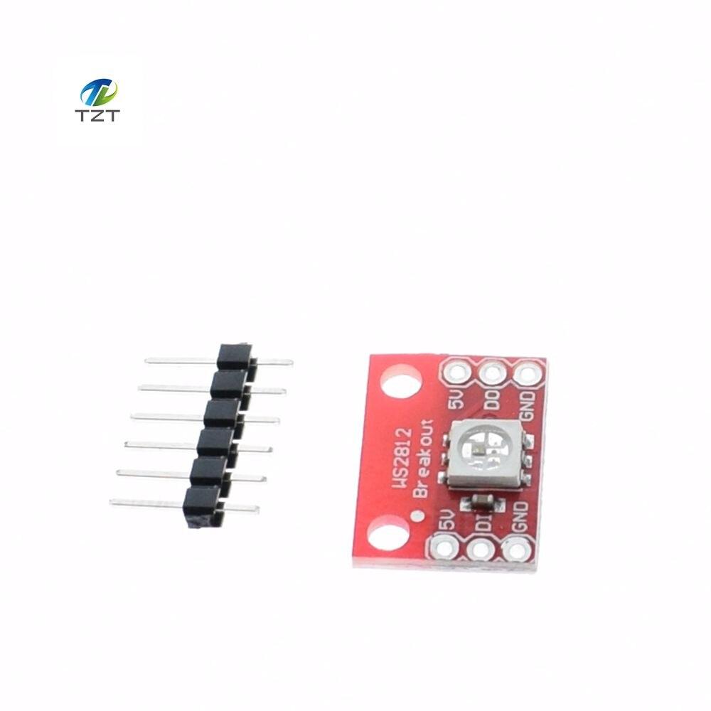 WS2812 RGB LED Breakout Module RGB Module Display Module für arduino new