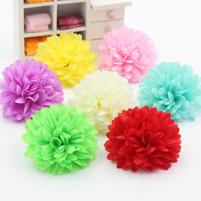 2pcslot artificial fashion chrysanthemum silk flowers for wreath 2pcslot artificial fashion chrysanthemum silk flowers for wreath hat home garden wedding party diy mightylinksfo