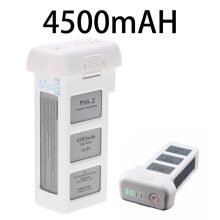 Drone Battery for DJI phantom 3 Professional/3/Standard/Advanced 15.2V 4500mAh LiPo 4S Intelligent Battery up to 23 minutes(China)