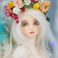 OUENEIFS Rendia FairyLine Fairyland 1/4 bjd sd dolls model reborn girls boys eyes High Quality toys makeup shop resin