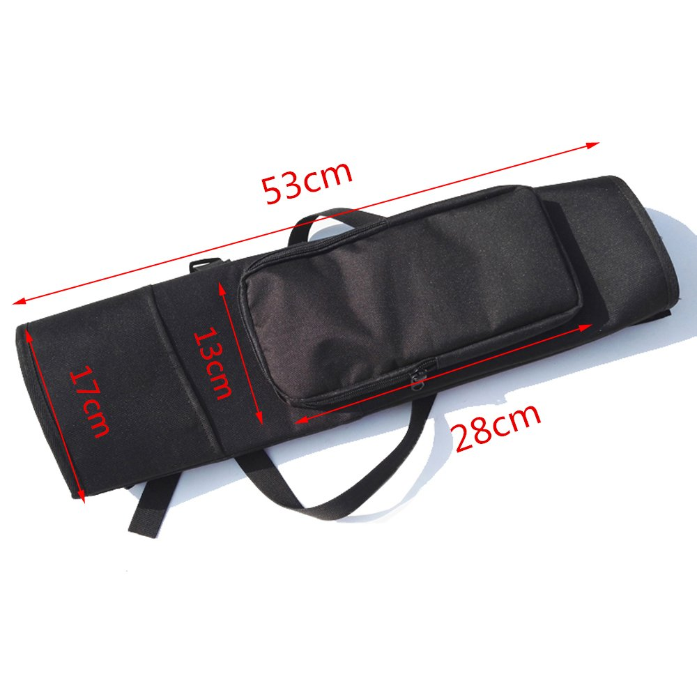 Image 4 - 1pc Archery Arrow Quiver Backpack Shoulder Bag Back Arrow Case Holder 40 Arrow Compound Recurve Bow Hunting Shooting Accessories-in Bow & Arrow from Sports & Entertainment