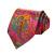 "Festa de Casamento Clássico Quadrado Bolso Gravata TZP12K8 Rosa Laranja Paisley 3.4 ""Homens Gravata de Seda Gravata Lenço Abotoaduras Set"
