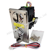 High Quality metal Electronic Coin Acceptor CPU Comparison Coin Selector Mechanism Accepter Jamma Arcade Games Parts