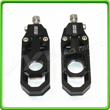 Motorcycle Chain Tensioner Adjuster fit for YAMAHA R6 YZF-R6 2006 2007 2008 2009 2010 2011 2012 2013 2014 2015 2016 Black