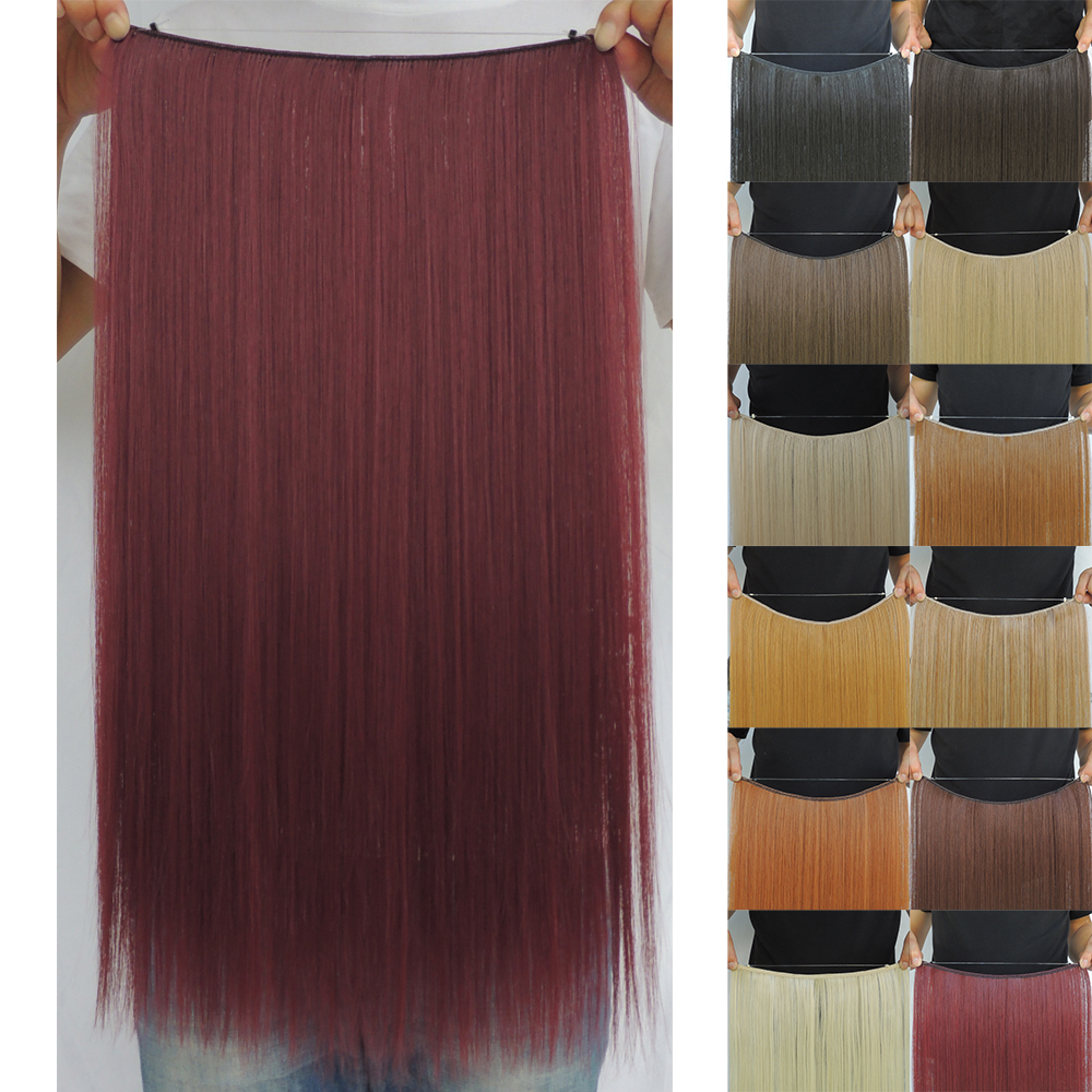 Compare prices on rock star hair extensions online shoppingbuy 80g24inch hair extension mega halo lady new star style hot beauty ali moda synthetic cosplay fast pmusecretfo Images