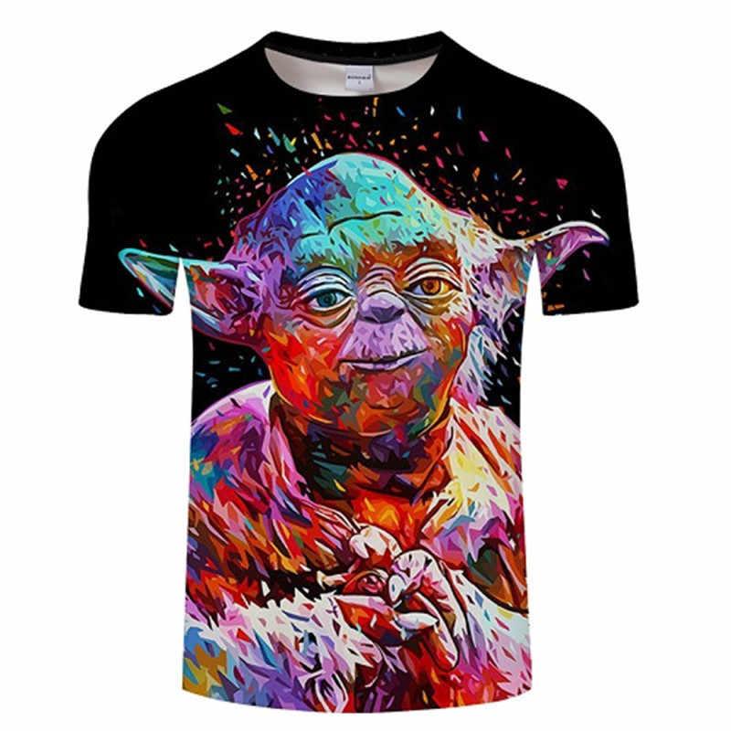 2b2ca259 ... Men Darth Vader Heavy Metal printing Designer Funny T Shirts Short  Sleeve Tee Creative fashion star ...