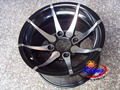 KLUNG new style aluminum alloy 12x6,12x8 rims in stock ! ATV ,quad  ,buggy ,all terrain rim only !!!!,