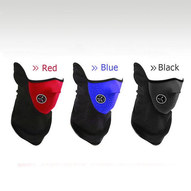 Motorcycle Skull Face Mask Scarf Ski Snowboard Bike Scooter Face Protective Helmet Neck Warm Outdoor Motorbike Cycling Mask 3