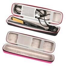 Mais novo Portátil de Transporte EVA Caso para Ghd Alisador de Cabelo V Ouro Clássico Styler Curler Styling Tool Box Protector Bag Capa