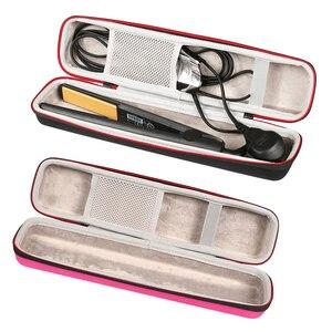 Image 1 - Yeni Taşınabilir Taşıma EVA saç düzleştirici için Ghd V Altın Klasik Şekillendirici Şekillendirici Aracı Kutusu Koruyucu Bigudi çanta kılıfı